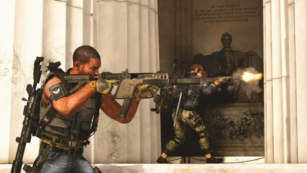 Preview: The Division 2 shows that plenty has changed since The Dollar Flu