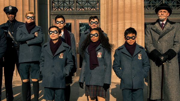 What is The Umbrella Academy everyone is talking about? Netflix video is here to explain