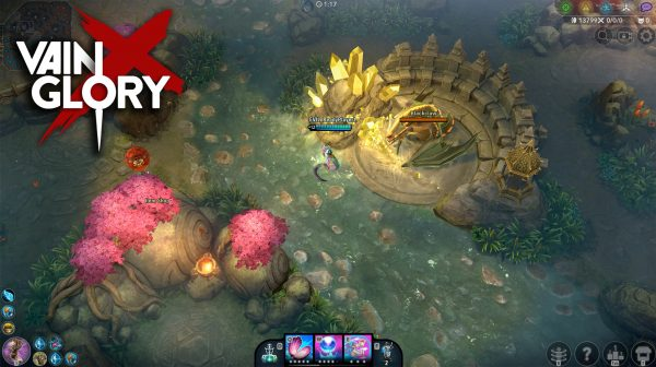 Vainglory goes cross-platform between PC and mobile