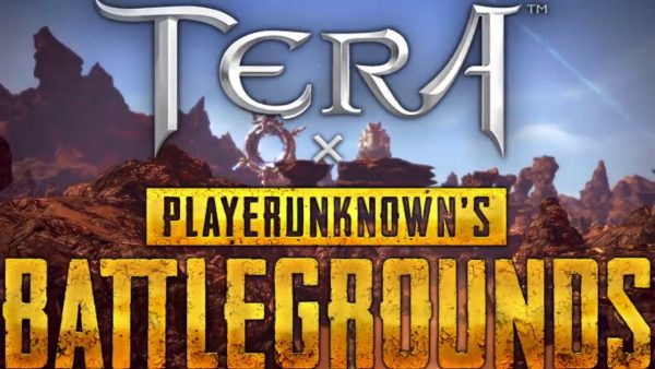 PUBG items are making their way into Tera next month