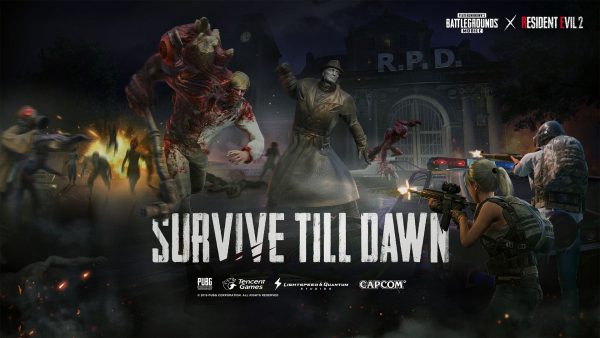 PUBG Mobile x Resident Evil 2 is a thing now and we took it for a spin