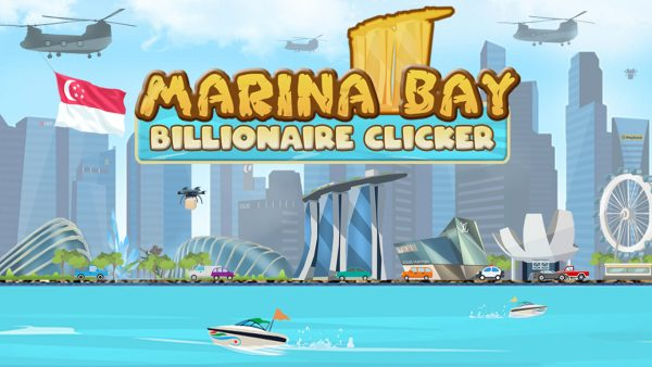 Marina Bay Billionaire Clicker lets you rebuild the famous Singapore skyline