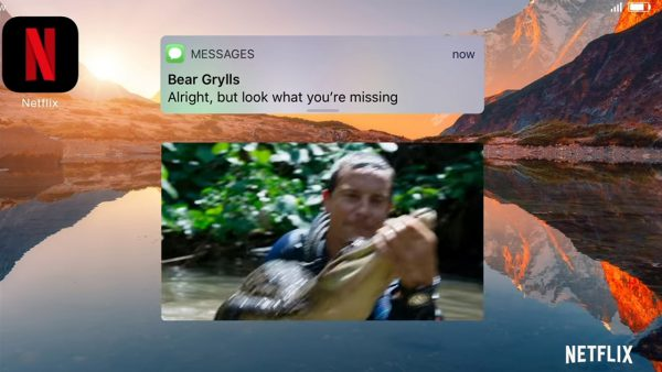 Help outdoor survival expert Bear Grylls survive the outdoors in Netflix's latest interactive series