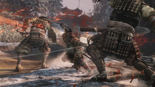 Sekiro is currently the 4th most-played game on Steam