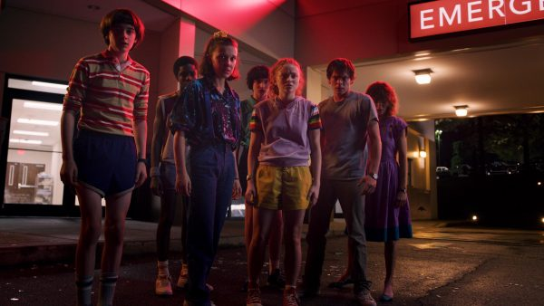 The gang is back in Netflix's first trailer for Stranger Things 3