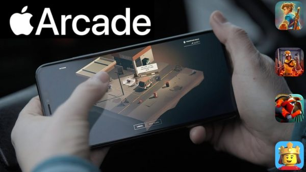 Apple unveils its own subscription-based game service, Apple Arcade