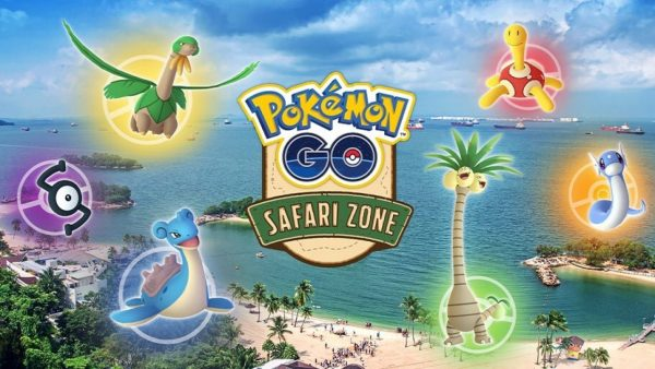 Gotta catch 'em all at Pokemon Go's first Safari Zone