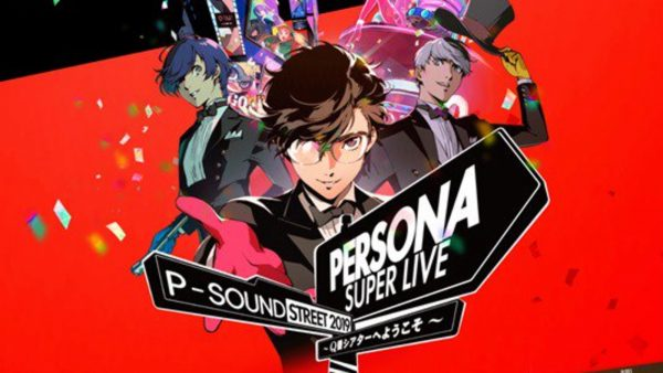 Persona Super Live P-Sound concert is live-streaming worldwide