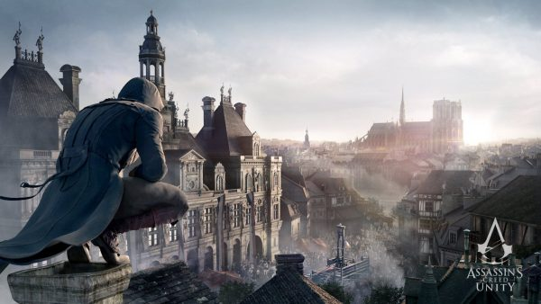 Assassin's Creed Unity might save the Notre-Dame Cathedral
