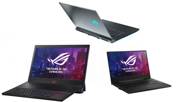 Secure your competitive edge with ASUS ROG's updated gaming lineup