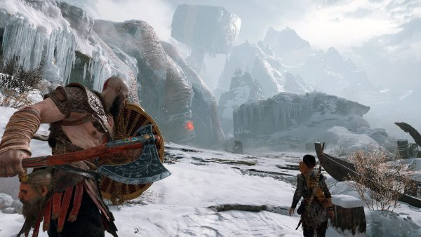 Sony hints at a PS5-exclusive God of War title