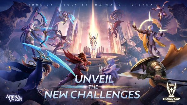 6 SEA teams head into the Arena of Valor World Cup 2019