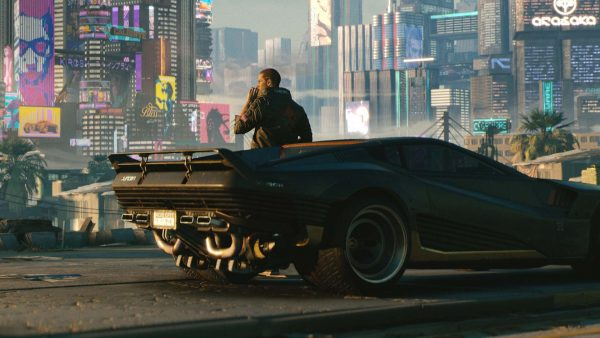 Opinion: Cyberpunk's Mike Pondsmith reminds detractors about creative vision