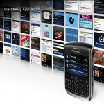 Unlike Apple's AppStore, the minimum app on BlackBerry's App World is US$2.99 but developers get a higher share on apps sold compared to Apple but has to pay slightly more for annual subscription.