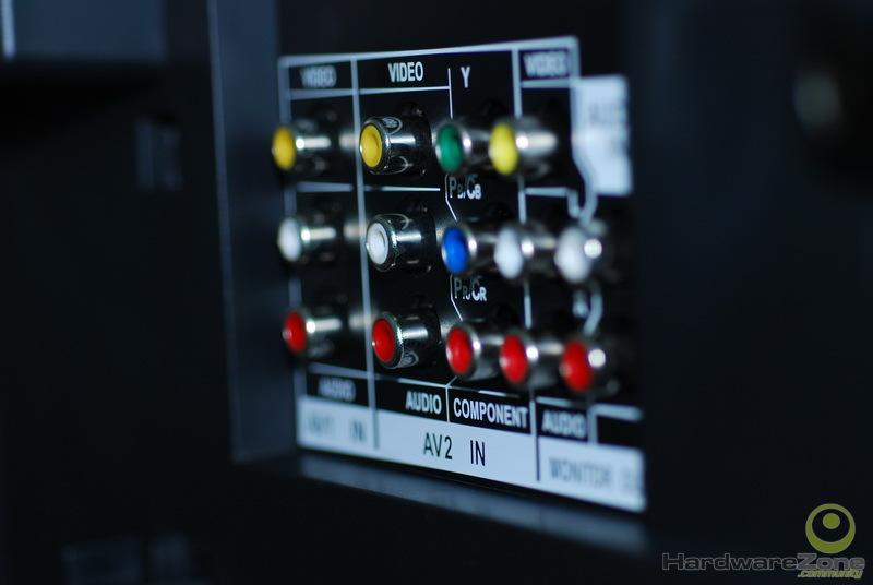 composite video input