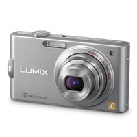 Panasonic Lumix FX65 Digital Compact Camera