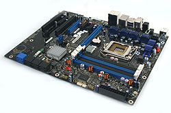 The Intel DP55KG.