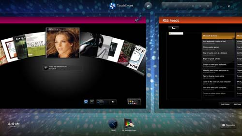 The user interface has changed, and you'll find the big interactive panels much more usable.