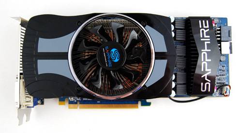 On the surface, the Sapphire Vapor-X HD 4890 doesn't look like much, but it is what's underneath that matters.