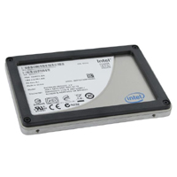 Intel X25 Gen.2 SSD