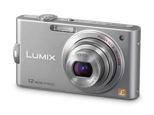 The Panasonic Lumix DMC-FX65 Digital Camera looks so familiar and yet it differentiates itself with updates to its processing engine and other minor aesthetic updates.