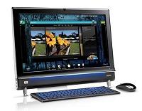 HP TouchSmart 600 AIO Desktop System