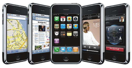 The iPhone 3G and iPhone 3GS - now available on SingTel, Starhub and M1.