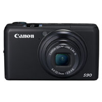 Canon S90 Digital Compact Camera