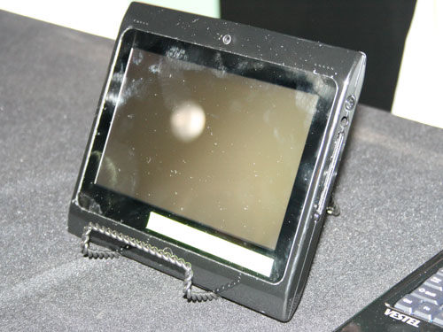 A tablet implementation using the Tegra processor from ICD Ultra.