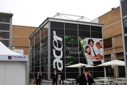 Acer : MWC 2010 - Show Floor Coverage - HardwareZone com sg