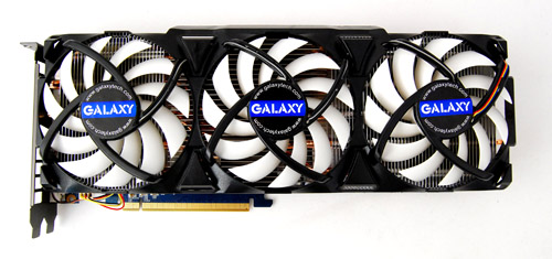 In terms of sheer size, none comes close to he Galaxy GeForce GTX 285 OC with AC Edition. A true giant amongst giants.