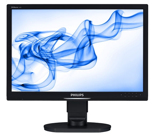 The best 24-inch LCD monitor goes to the Philips 240B1CB.