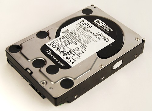 The WD Caviar Black (2TB) is our best 3.5-inch internal HDD.