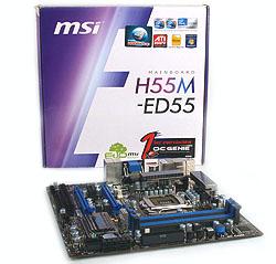 MSI H55M-ED55