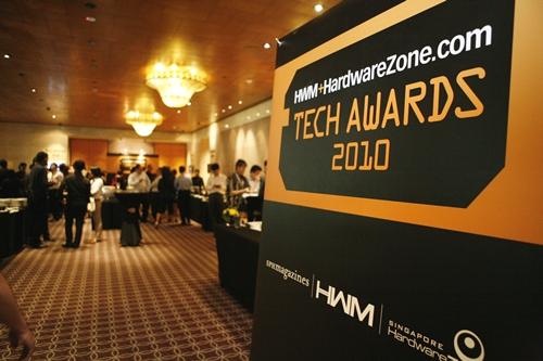 Welcome to HWM+HardwareZone.com Tech Awards 2010!