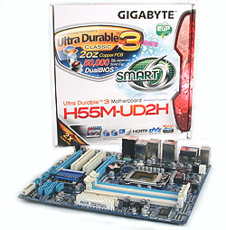 Gigabyte H55M-UD2H
