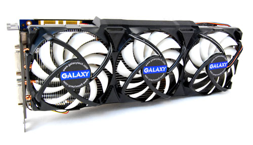 The Galaxy GeForce GTX 285 OC with AC Edition is our best high-end NVIDIA graphics card.