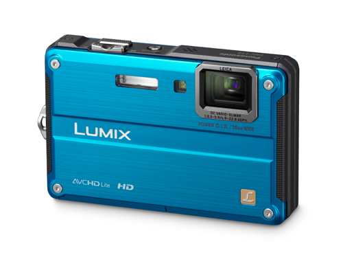 The Panasonic Lumix DMC-FT2
