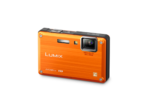 There's also Panasonic's first underwater camera, the Panasonic LUMIX DMC-FT1. More of this rugged camera in the upcoming FT1 Demonstration page.