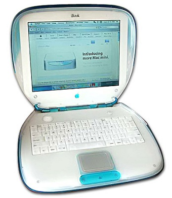 The iBook G3 was pretty clammy...
