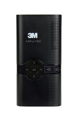 3M MPro150 Pico Projector