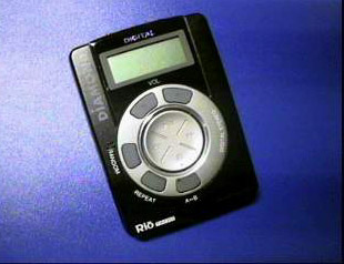 Though released in 1998, the Diamond Rio PMP300 reached our shores by 1999 and was promptly reviewed by www.hardwarezone.com.