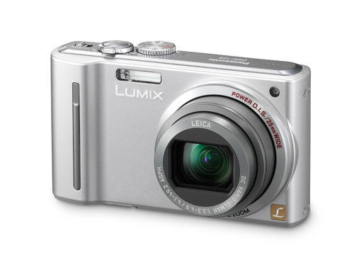 The Panasonic Lumix DMC-TZ8