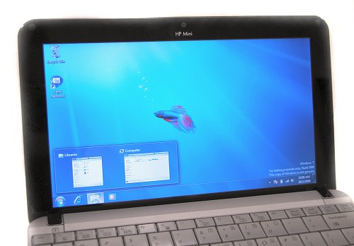 Windows 7 Beta on your Intel Atom-based machine is easy and fuss free!