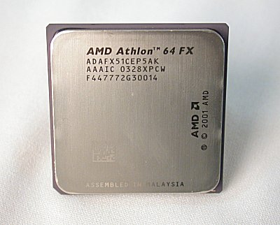 Targeted at hardware enthusiasts, the FX series represent the highest end consumer Athlon and usually have unlocked multipliers for overclocking.