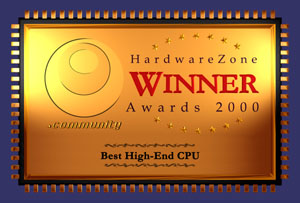 AMD's high point came with the Athlon Thunderbird and our benchmarks showed that it was a deserving winner.