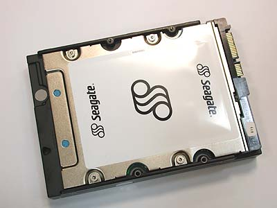The Seagate Barracuda ATA V Plus herald the coming of the SATA age for desktop PCs. Although SATA promised greater performance, this offering from Seagate failed to deliver on those promises.
