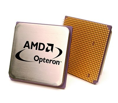 The original AMD Opteron from the 2003-era designed for the Socket-940.