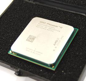 The Phenom II X3 720 'Black Edition'.