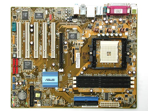 Timeline: 2004 : Heart of the PC - 10 Years of Motherboards